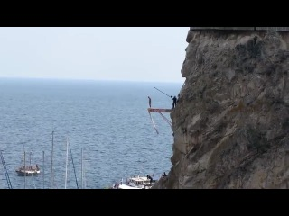 ��������� �������� ������ �� red bull cliff diving yalta 2011